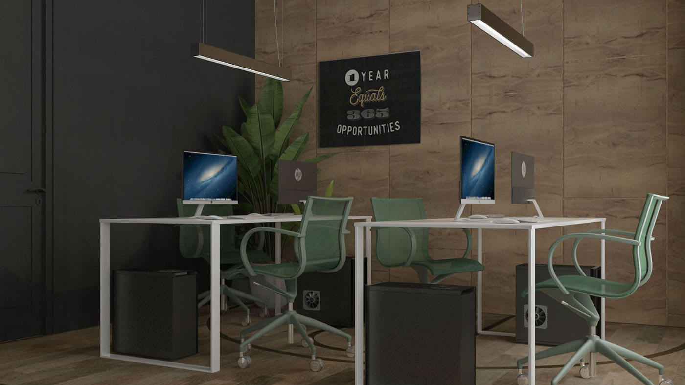RIVAL OFFICE edgedesign